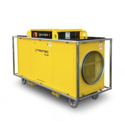 TEH 400 Elektromos fűtőkészülék Mutatás a Trotec Webshopban