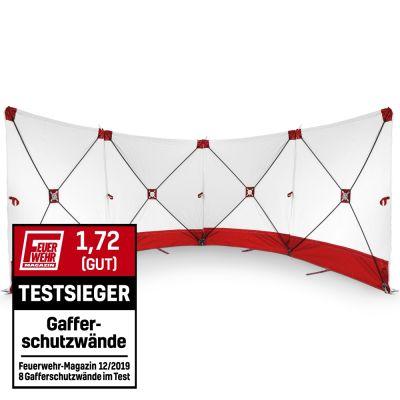 Écran VarioScreen 4x 180x180, rouge