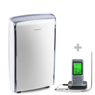 Déshumidificateur confort TTK 73 E + Thermomètre pour barbecue BT40