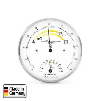 Thermo-hygromètre BZ15M