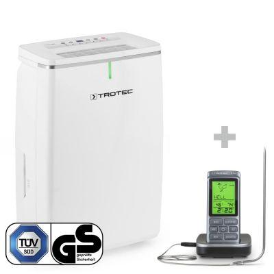 Déshumidificateur TTK 72 E + Thermomètre pour barbecue BT40