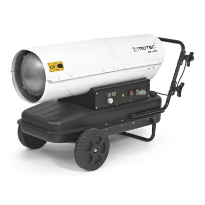Canon à air chaud au fioul à combustion directe IDE 100 D
