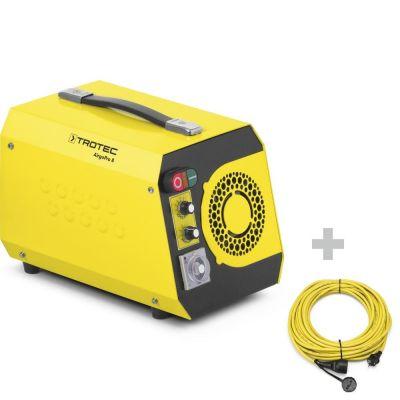 AirgoPro 8 + rallonge 20 m 230 V