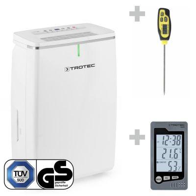 Déshumidificateur TTK 72 E + Thermo-hygromètre BZ05 + Thermo-sonde BT20