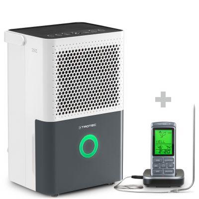 Déshumidificateur confort TTK 33 E + Thermomètre pour barbecue BT40