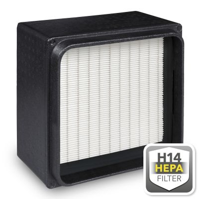 Filtre HEPA H14 pour AirgoClean® ONE
