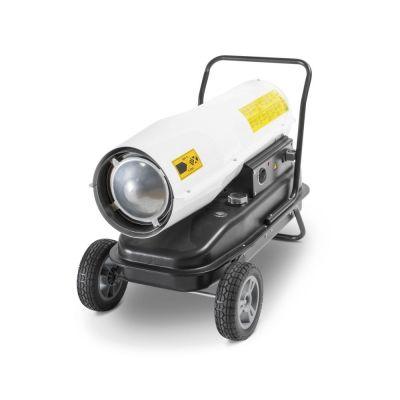 Canon à air chaud au fioul à combustion directe IDE 50 D