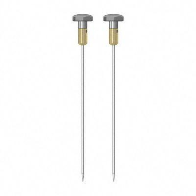 Paire d'électrodes rondes TS 008/200 4 mm
