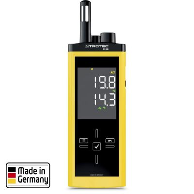 Thermo-hygromètre infrarouge T260