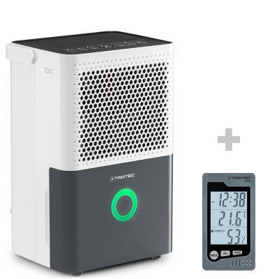 Déshumidificateur confort TTK 33 E + Thermo-hygromètre BZ05