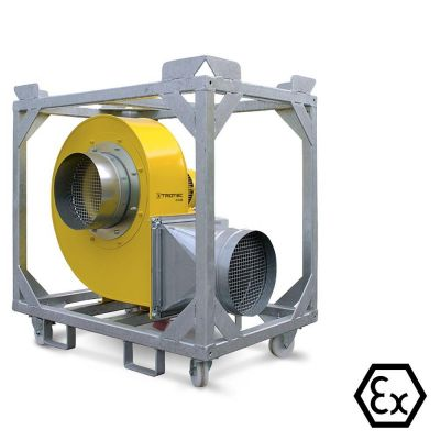 Ventilateur hautes performances TFV 100 EX