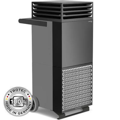 Purificateur d'air TAC V+ gris basalte/noir (appareil de démonstration)