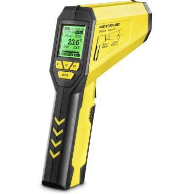 Thermomètre infrarouge / Pyromètre TP10 à laser multipoints