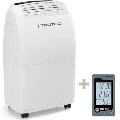 Déshumidificateur TTK 75 E + Thermo-hygromètre de table BZ05