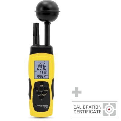 Thermo-hygromètre TC100