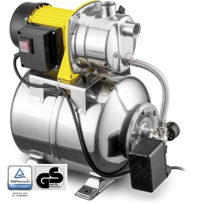 Pompe surpresseur / Alimentation automatique en eau TGP 1025 ES ES