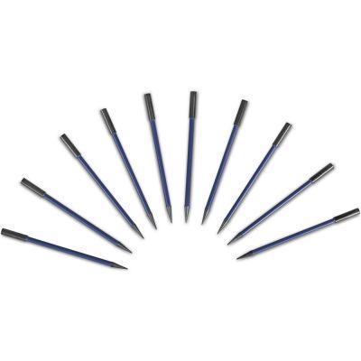 Pointes d'électrodes TS 070/60 mm, isolées au téflon
