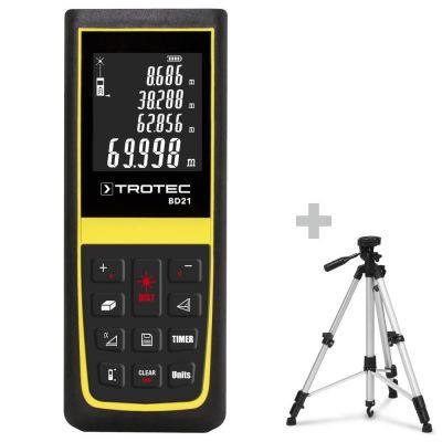Télémètre laser BD21 + Trépied