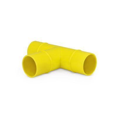 Té VQuick en PVC pour flexibles de 38 mm