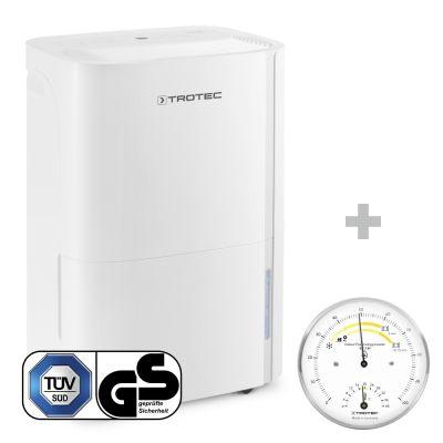 Déshumidificateur TTK 66 E + Thermo-hygromètre BZ15M
