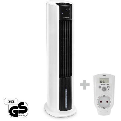 Rafraîchisseur d'air et humidificateur PAE 30 + Prise hygrostat BH30