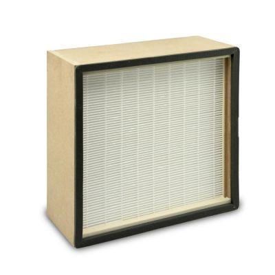 Filtre à particules H13 pour TAC 1500 (homologué pour classe de poussières H)