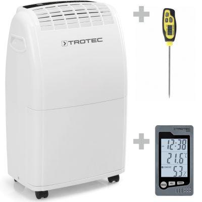 Déshumidificateur TTK 75 E + Thermo-hygromètre BZ05 + Thermo-sonde BT20