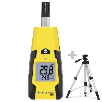 Thermo-hygromètre BC06 + Trépied