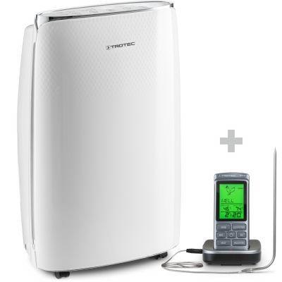 Déshumidificateur confort TTK 67 E + Thermomètre pour barbecue BT40