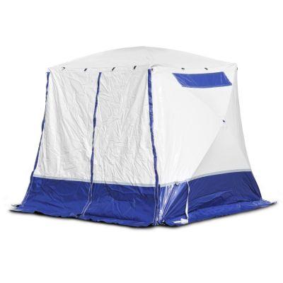 Tente 180 KE, bleue (180 x 180 x 200)