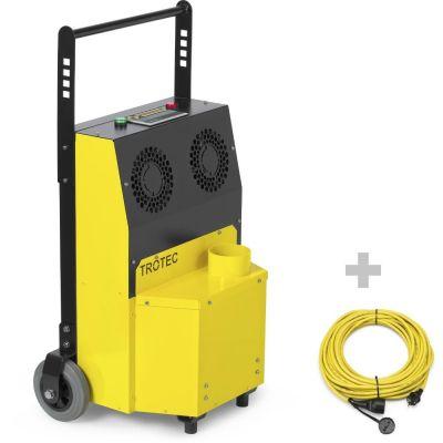 Générateur d'ozone Airozon Supercracker + Rallonge 20 m 230 V
