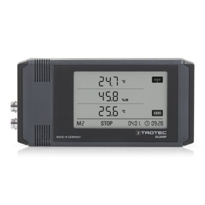 Enregistreur de données Pro DL200P anthracite