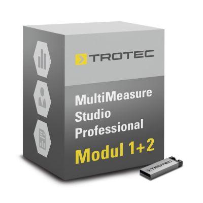 Logiciel MultiMeasure Studio Professional Modules 1+2