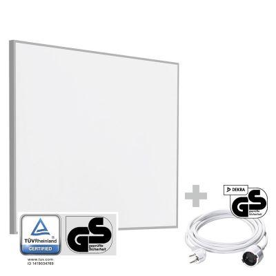 Panneau rayonnant infrarouge TIH 400 S + Rallonge PVC de 5 m