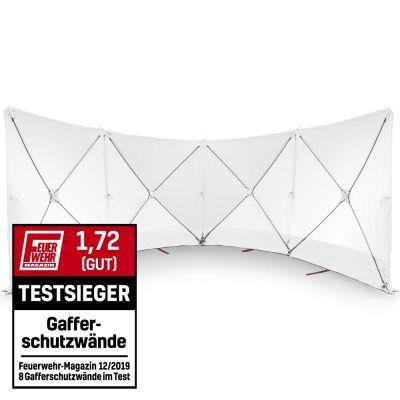 Écran VarioScreen 4x 180x180 blanc