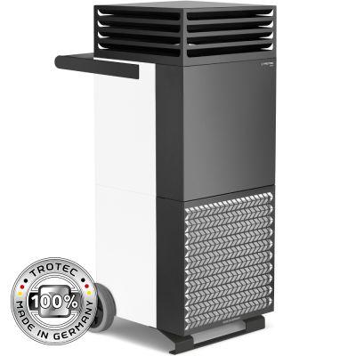 Purificateur d'air intérieur TAC M noir/blanc