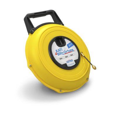 Système de localisation de conduites LTC3050 / Aiguille de tirage 3 mm 50 m