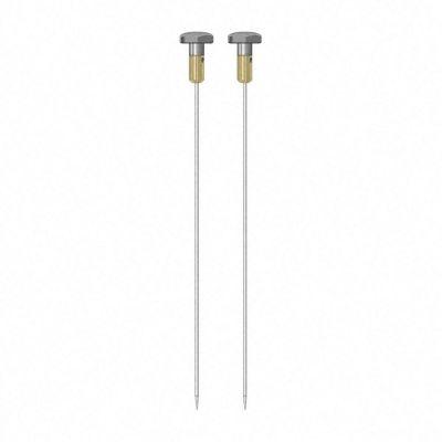 Paire d'électrodes rondes TS 008/300 4 mm