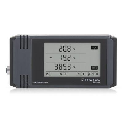 Enregistreur de données Pro DL200X anthracite