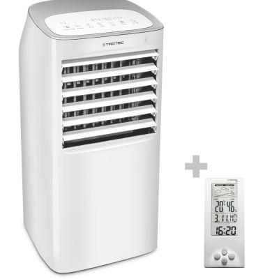 Rafraîchisseur d'air-humidificateur PAE 40 + Station météo design BZ06