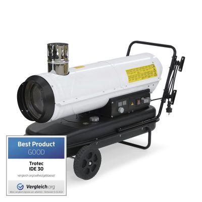 Canon à air chaud au fioul IDE 30
