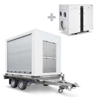 TTR cargo avec déshydrateur à adsorption TTR 8200