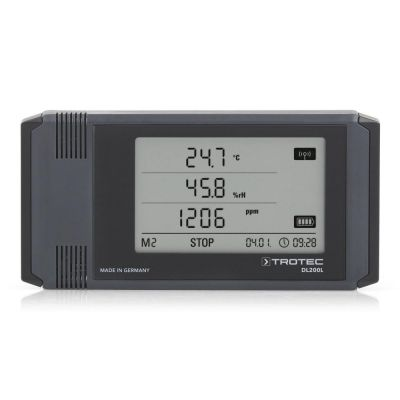 Enregistreur de données Pro DL200L anthracite