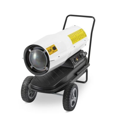 Canon à air chaud au fioul à combustion directe IDE 30 D