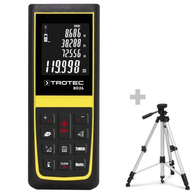 Télémètre laser BD26 + Trépied