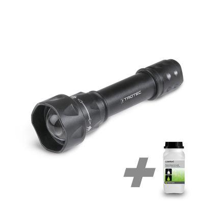 Lampe torche UV Torchlight 15F + Luminat