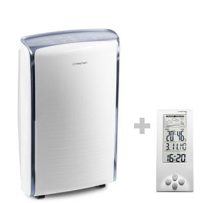 Déshumidificateur confort TTK 73 E + Thermo-hygromètre / Station-météo BZ06
