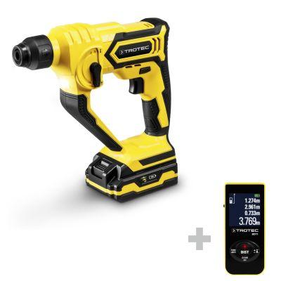 Perforateur sans fil PRDS 10-20V + Télémètre laser BD11