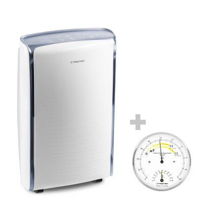 Déshumidificateur confort TTK 73 E + Thermo-hygromètre BZ15M