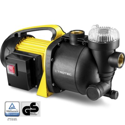 Pompe de jardin à filtre intégré TGP 1005 E